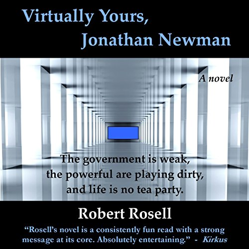 Virtually Yours, Jonathan Newman cover art