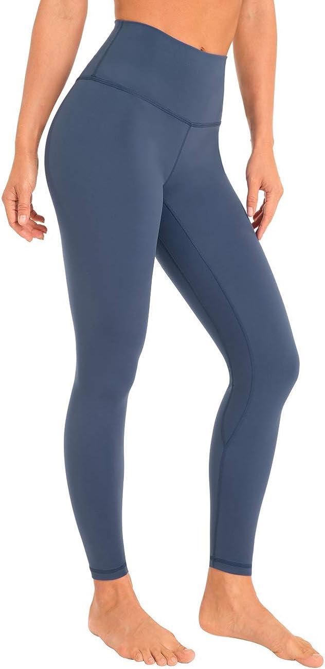 Hopgo Women's Yoga Pants 7 8 Wo Waisted Super intense SALE Soft Length Brushed High price