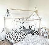 Cama Montessori para colchón 200x90cm
