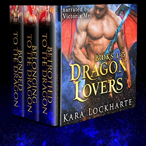 Dragon Lovers audiobook cover art