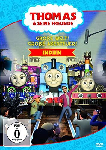 Thomas & seine Freunde - Große Welt, große Abenteuer: Indien