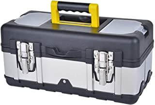 YIN YIN - Caja de almacenamiento de herramientas - Caja de almacenamiento de piezas de reparación de automóviles de acero ...