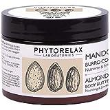 Phytorelax Laboratories Mandorla Vegan & Organic Burro Corpo - Nutriente & Emolliente - 250 g