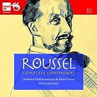 Roussel: Complete Symphonies (2012-07-31)