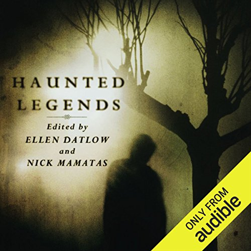 Haunted Legends audiobook cover art