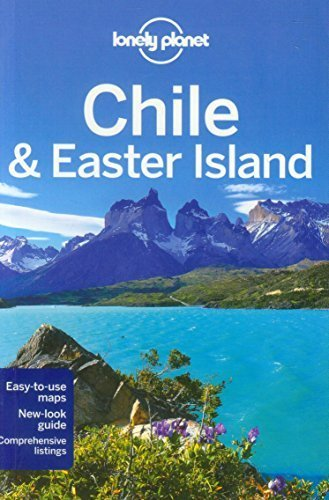 Lonely Planet Chile & Easter Island (Travel Guide) 9th edition by Kevin Raub, Jean-Bernard Carillet, Anja Mutic, Bridget…