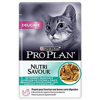 Purina ProPlan Cat Nutri Savour Nourriture pour les Chats 85 g