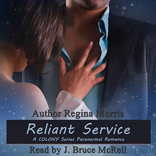 Couverture de Reliant Service: A Colony Series Paranormal Romance