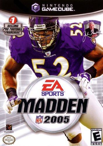 MADDEN NFL 2005 (GAMECUBE)