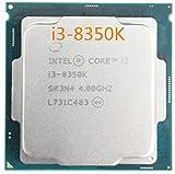 8 PC Computer I3 8350K I3-8350K Processor LGA 1151 FC-LGA 14 Nano Quad Core Processor