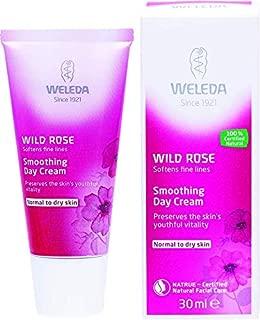 Weleda Wild Rose Smoothing Day Cream, 30 Milliliter