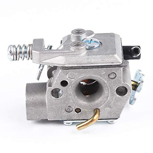 Kuupo WT-589 Carburetor with 13031039132 Air Filter Fuel Line Tune Up Kit for Echo CS301 CS305 CS306 CS340 CS341 CS345 CS346 CS3000 CS3400 CS3450 Chainsaw Replaces 90076 90149Y
