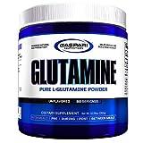 Gaspari Nutrition Glutamine Pure Powder 1er Pack 1 x 300g – Reines L-Glutaminpulver - 60 Portionen...