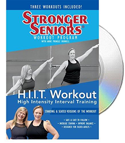 Stronger Seniors High Intensity Interval Training