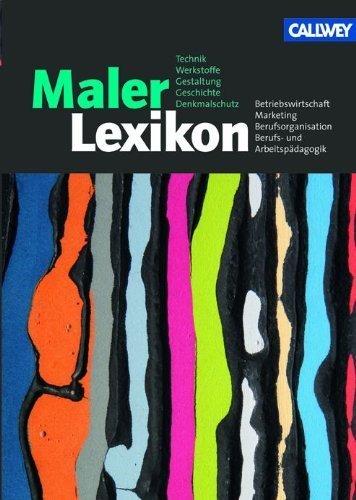 MalerLexikon: Aktualisierte Neuauflage 2009 by Siegfried Federl(11. Juli 2016)