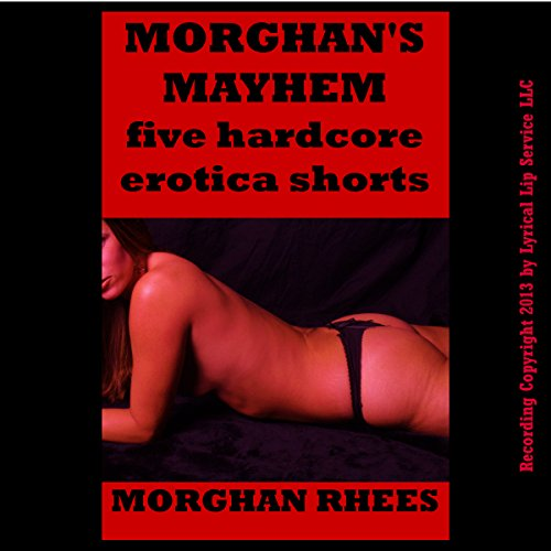 Morghan's Mayhem cover art