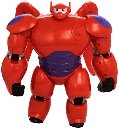 Les Nouveaux Héros – Baymax avec Armure – Figurine Géante Articulée 28 cm