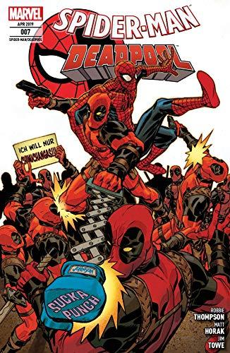 Spider-Man/Deadpool: Bd. 7: Eine Plage kommt selten allein