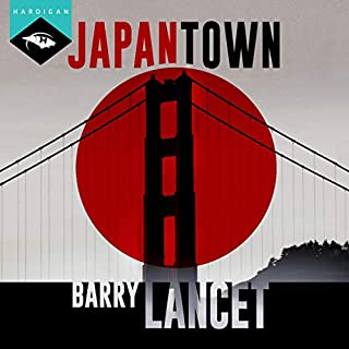 Couverture de Japantown