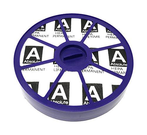 Filtre Hepa antii allergie pour Dyson DC05, DC08, DC08T, DC19, DC20, DC21, DC29