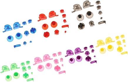 KESOTO 7Set Trigger Buttons ABXYZ Kit + D-pad Mod For NGC GameCube Console