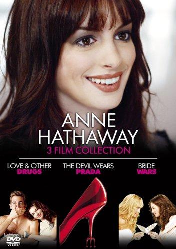 アン・ハサウェイ DVD トリプル・コレクション