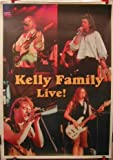 Kelly Family – 61 x 86 cm zeigt/Poster