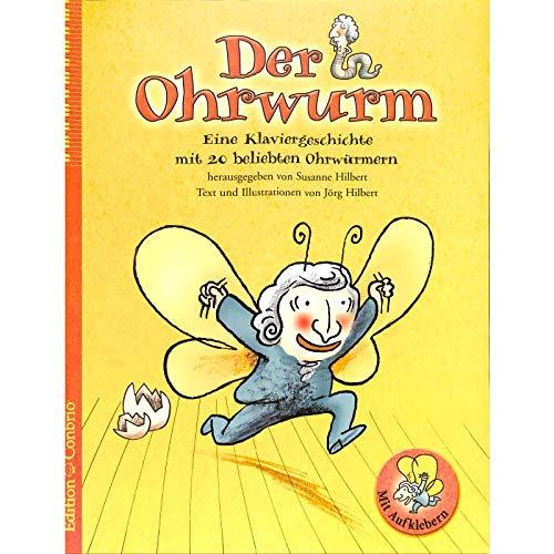 DER OHRWURM - arrangiert für Klavier [Noten / Sheetmusic] Komponist: HILBERT JOERG