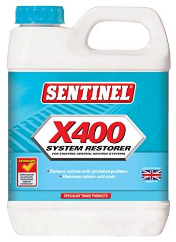 Sentinel X400 Schlammentferner für Zentralheizung