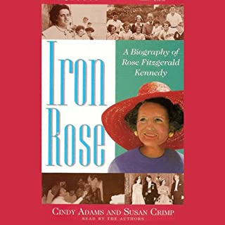 Iron Rose audiobook cover art