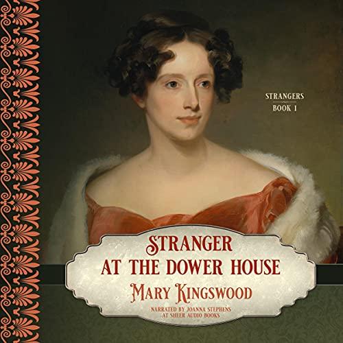 Stranger at the Dower House cover art