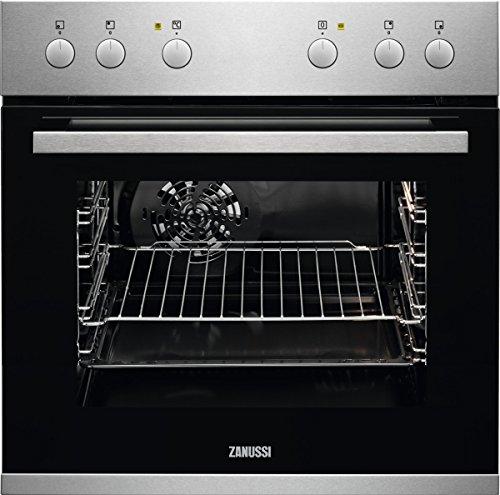 ZANUSSI ZOU 20612 XU - Cocina empotrable (acero inoxidable)