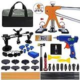 Adjustable Width Paintless Dent Repair Kit,...