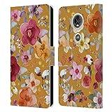 Head Case Designs sous Licence Officielle Ninola Bouquets d'hiver Moutarde Modèles Florals Coque en...