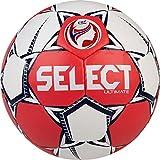 SELECT Ultimate EC 2020 Balón de Balonmano, Unisex Adulto, Rojo/Blanco, 2