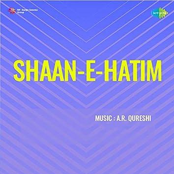 Shaan E Hatim (Original Motion Picture Soundtrack)