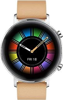 """Huawei Watch GT 2 Classic - Smartwatch con Caja de 42 mm (Hasta 2 Semanas de Batería, Pantalla Táctil AMOLED de 1.39"""", GPS..."""