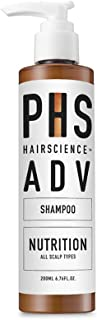 PHS HAIRSCIENCE ADV Nutrition Shampoo, 200 milliliters