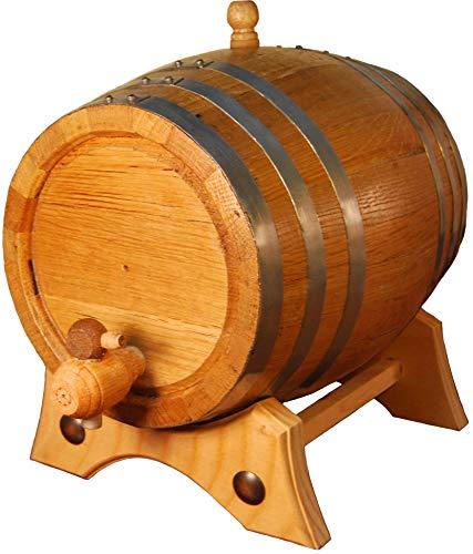 Spaniard Barrels & Coopers - Barril Artesanal de Roble Americano (10 litros)