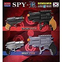 トイスタ SPY-R REVOLVER POCKET GUN ブラックリボルバ エアーガン・エアガン <韓国製>