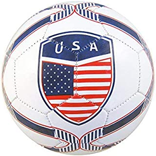 Western Star Premium Official Size 5 USA Soccer Ball...