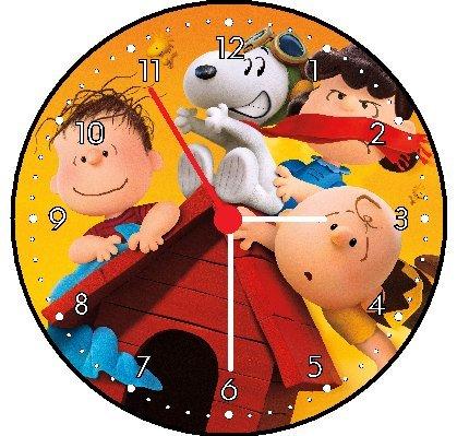 Rusch The Peanuts Gang Wall Clock