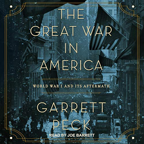The Great War in America audiobook cover art