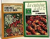 Cuisinez vite et bien : Avec Mapie de Toulouse-Lautrec