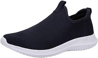 Scarpe da Ginnastica Uomo Nero Sneakers Sportive Offerta Calzature Soft Scarpe Donna Sneakers Sportive Eleganti Running Sc...