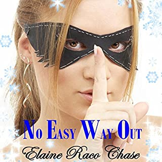 No Easy Way Out audiobook cover art