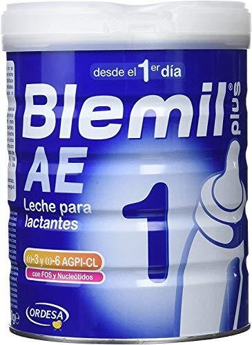 Blemil Plus – Leche de Inicio, Efecto Anti-Estreñimiento, 800 gr