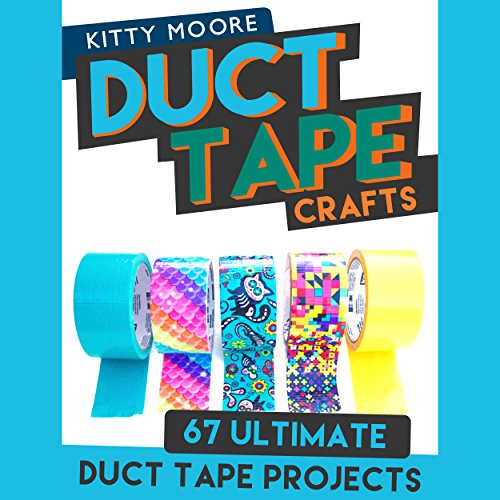 Duct Tape Crafts (3rd Edition) audiobook cover art