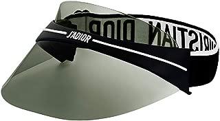 Dior DIORCLUB1 VISOR BLACK WHITE/KHAKI unisex Sunglasses