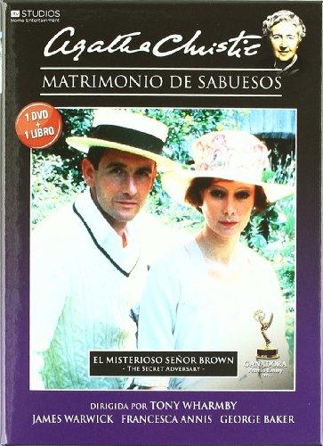El Misterioso Sr. Brown (Dvd+Lib) (import) (dvd) (2012) Ames Warwick; Francesca Annis;